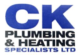 ck plumbing heating logo